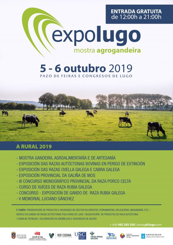 cartel Expolugo 2019