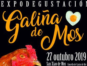 Castro de Rei homenaxea a súa galiña autóctona o día 27