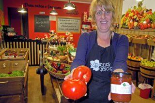 Os produtores de horta de Mondoñedo diversifican na procura de maior valor