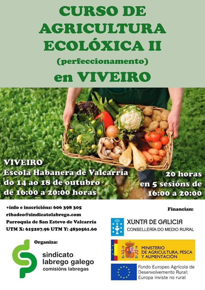 curso agricultura eco SLG ribadeo