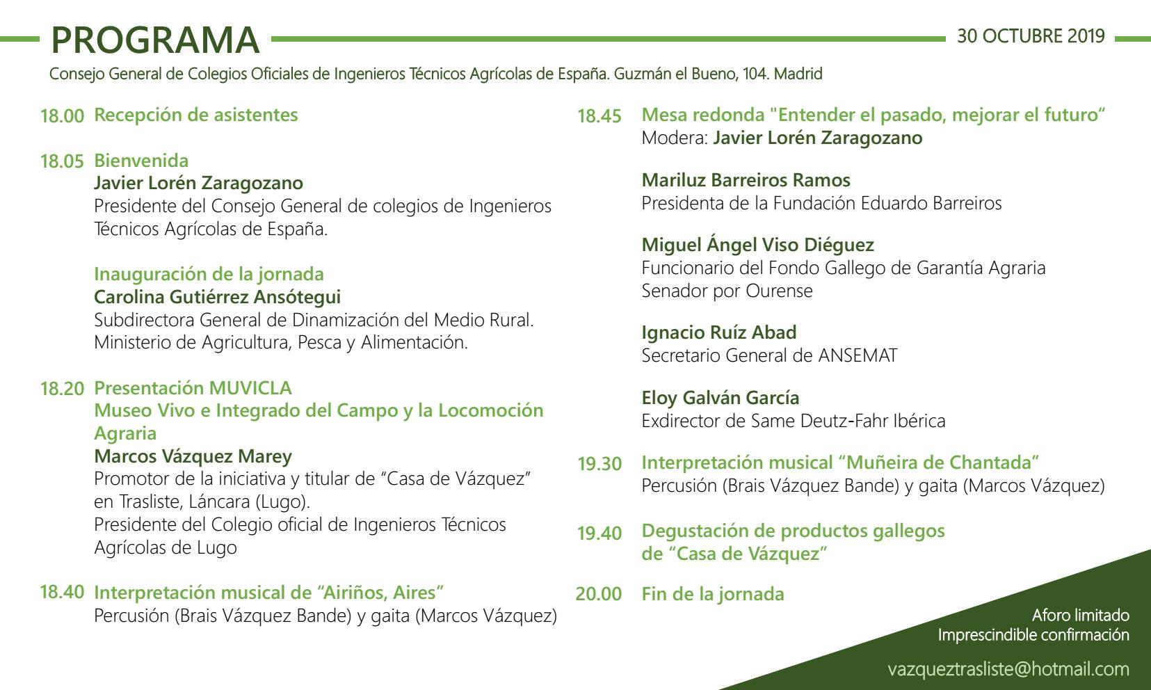 programa muvicla museo madrid