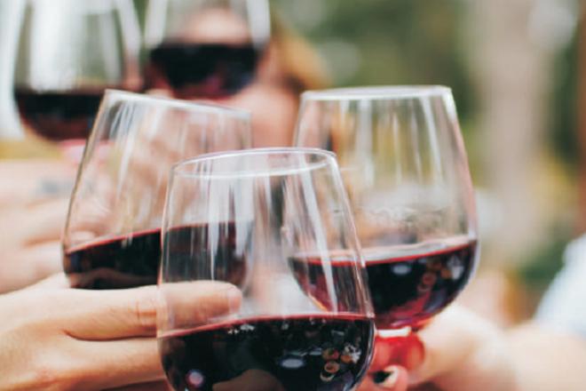 viño tinto evega estandar