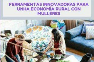 Intercambio de experiencias de mulleres que emprenderon no rural