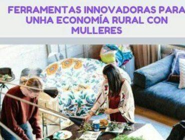 Intercambio de experiencias de mujeres que emprendieron en el rural