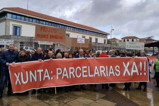 Reclaman en Santiago a activación das parcelarias de Agolada