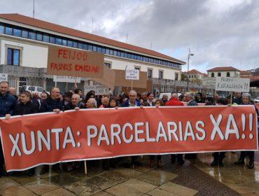 Reclaman en Santiago la activación de las parcelarias de Agolada