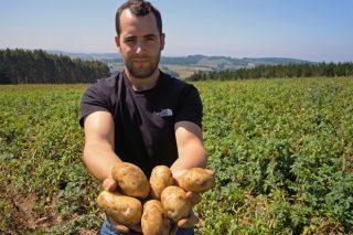 Hortícolas Javier Miranda, unha empresa que medra a base de seriedade, innovación e traballo