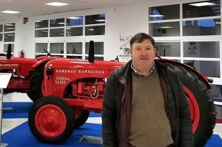 De los carros a los Barreiros, un recorrido por la historia del agro
