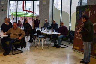 Curso en Monterrei sobre transporte, conservación y servicio del vino