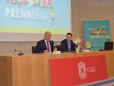 Prende! Bota raíces, nuevo plan para crear empleo juvenil en el rural de Lugo