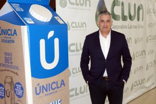 """""""O beneficio do leite ás veces é medio céntimo, o camiño de Clun é cara produtos de maior marxe"""""""