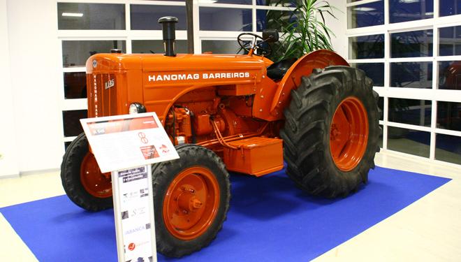 Tractor-Barreiros-Museo-Campo-Galego-Silleda-