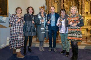 Xulia, Iria, Duvi e Eva: adegueiras do Ribeiro a prol da igualdade
