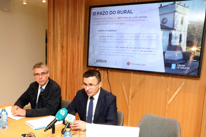 """""""O espello da Galicia Rural"""": ¿O novo Gaiás do rural galego?"""