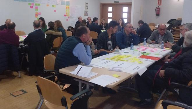 Encontro para fixar estratexias de dinamización das comarcas vitivinícolas galegas