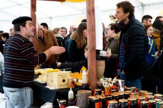 Fin de semana para desfrutar do mel galego en Muras