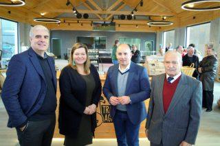 Carne de rubia galega ecolóxica de Friol para o mercado europeo