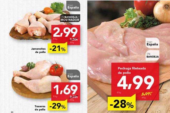 """Denuncian á cadea de supermercados Día por """"afundir"""" o prezo do polo"""