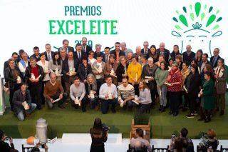 Veinte ganaderías reciben los premios Exceleite por su calidad sanitaria