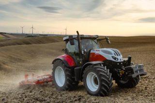 Steyr Konzept, solucións para o tractor do mañá