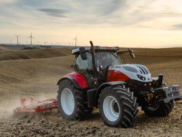 Steyr Konzept, soluciones para el tractor del mañana