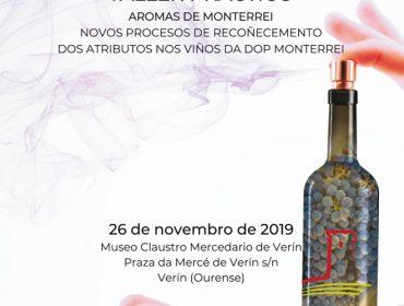 Obradoiro práctico sobre como recoñecer os atributos dos viños de Monterrei