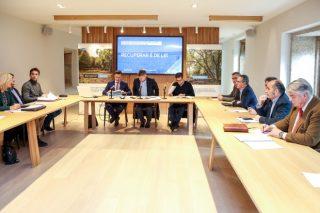 A Xunta destaca as vantaxes para o sector forestal da futura Lei de Recuperación en Posta en Valor da Terra Agraria