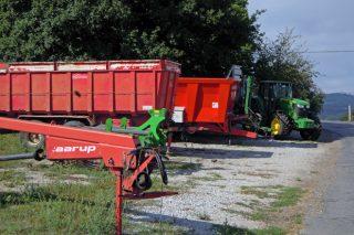 Un milleiro de produtores, beneficiarios do Plan Renove de maquinaria