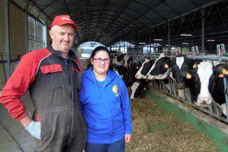 Mingón Holstein, novas instalacións e relevo xeracional en Asturias