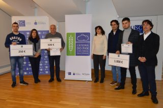 O proxecto dunha panificadora para celíacos, premio da Cátedra do Pan