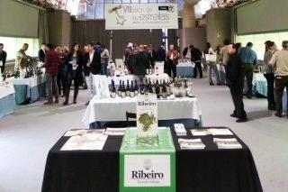 Os viños do Ribeiro brillan en Madrid