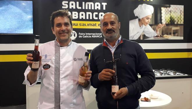 """""""O vinagre é un produto que aínda non se valora en Galicia"""""""