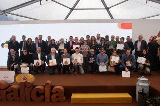 Os mellores queixos e meles de Galicia en 2019