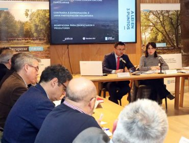 Medio Rural confía en que a Comisión Europea financie as axudas agroambientais no 2021