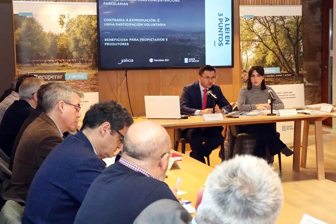 Medio Rural confía en que a Comisión Europea financie as axudas agroambientais no 2021