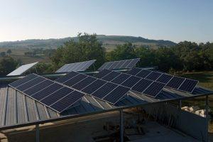 Pagaban 800 euros de luz ao mes e instalaron 14,7 kW de pontencia fotovoltaica