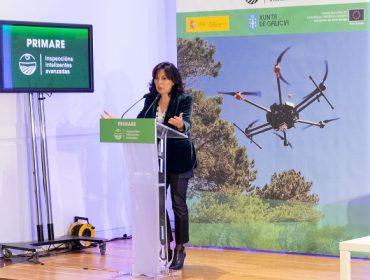A Xunta xeneralizará o uso de drons para controlar as axudas da PAC e mellorar a xestión das explotacións agrogandeiras