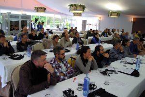 Público asistente ás xornadas organizadas por Kemin en Vilalba
