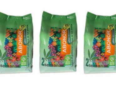 Aviporto lanza envases de abono orgánico de pequeno formato para horta e xardín