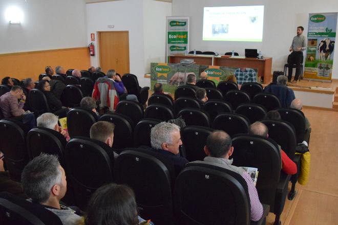 Xornada celebrada por Ecofeed en Lalín