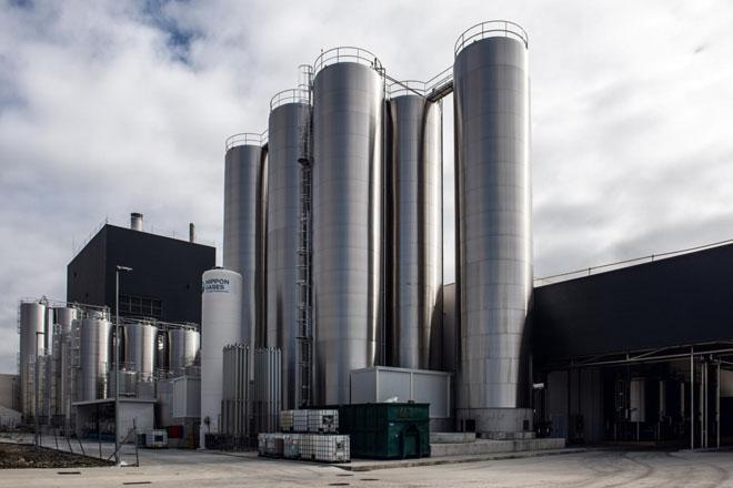 Inleit comienza a operar en la planta láctea de Teixeiro