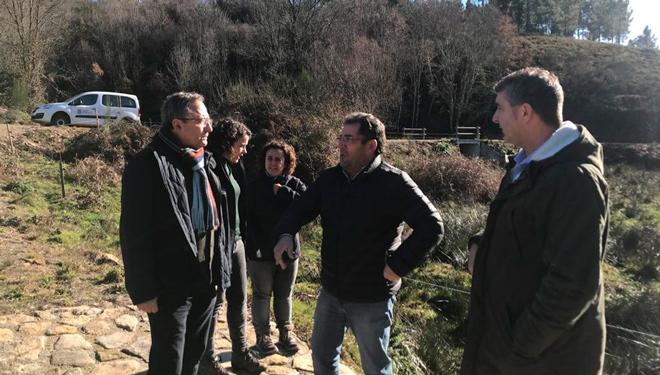 Medio Rural prevé invertir este año 20 millones de euros en las 104 parcelarias iniciadas