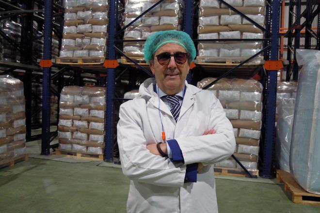 Joaquín Garrido, director xeral de Oviganic Ibérica SL