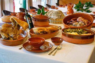 Cita co porco celta o 8 de febreiro en Sarria