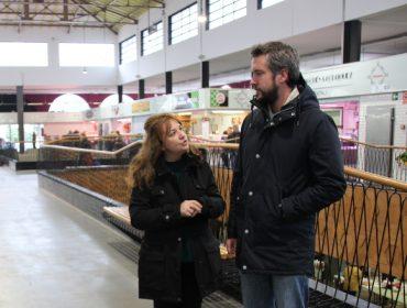O concello de Lugo non cobrará o alugueiro dos postos da praza e do mercado municipal
