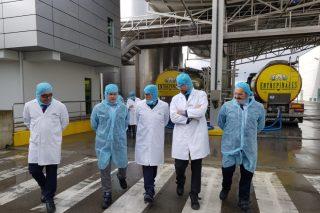 Entrepinares prevé duplicar su producción de queso en la planta de Vilalba