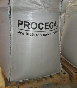Formato de almacenaxe do trigo desde a recollida até a moenda
