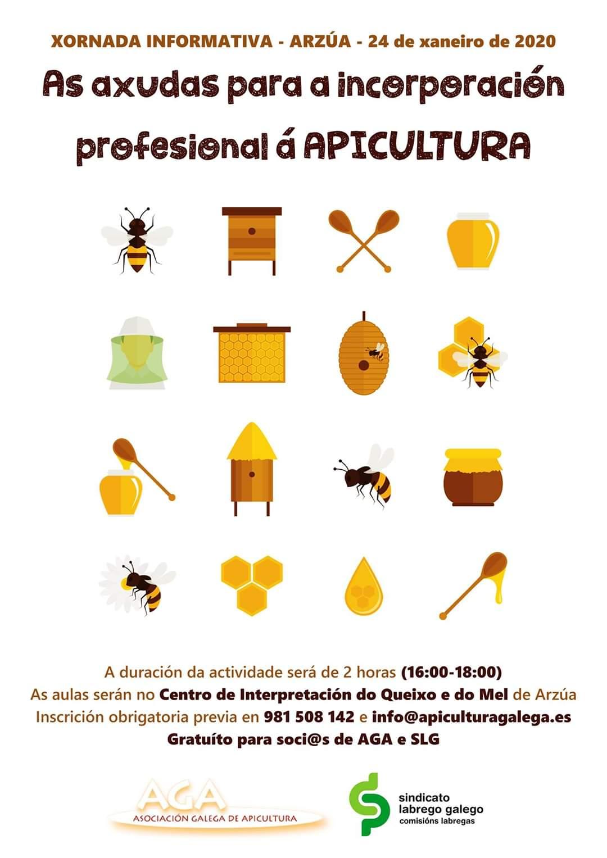 xornada apicultura