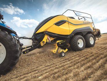 New Holland pecha 2019 como líder en recolección agrícola en España