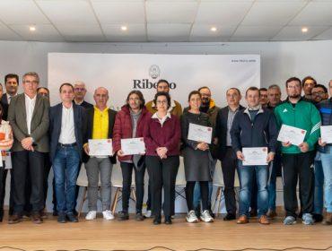 81 adegas da DO. Ribeiro reciben certificados de calidade internacional